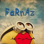 عکس پروفایل اسم فرناز