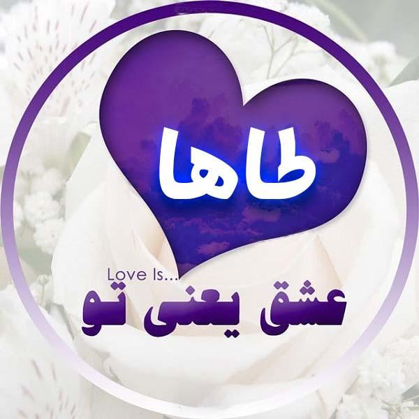 طاها عشق یعنی تو