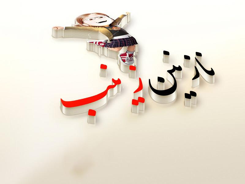 عکس پروفایل اسم نازنین زینب